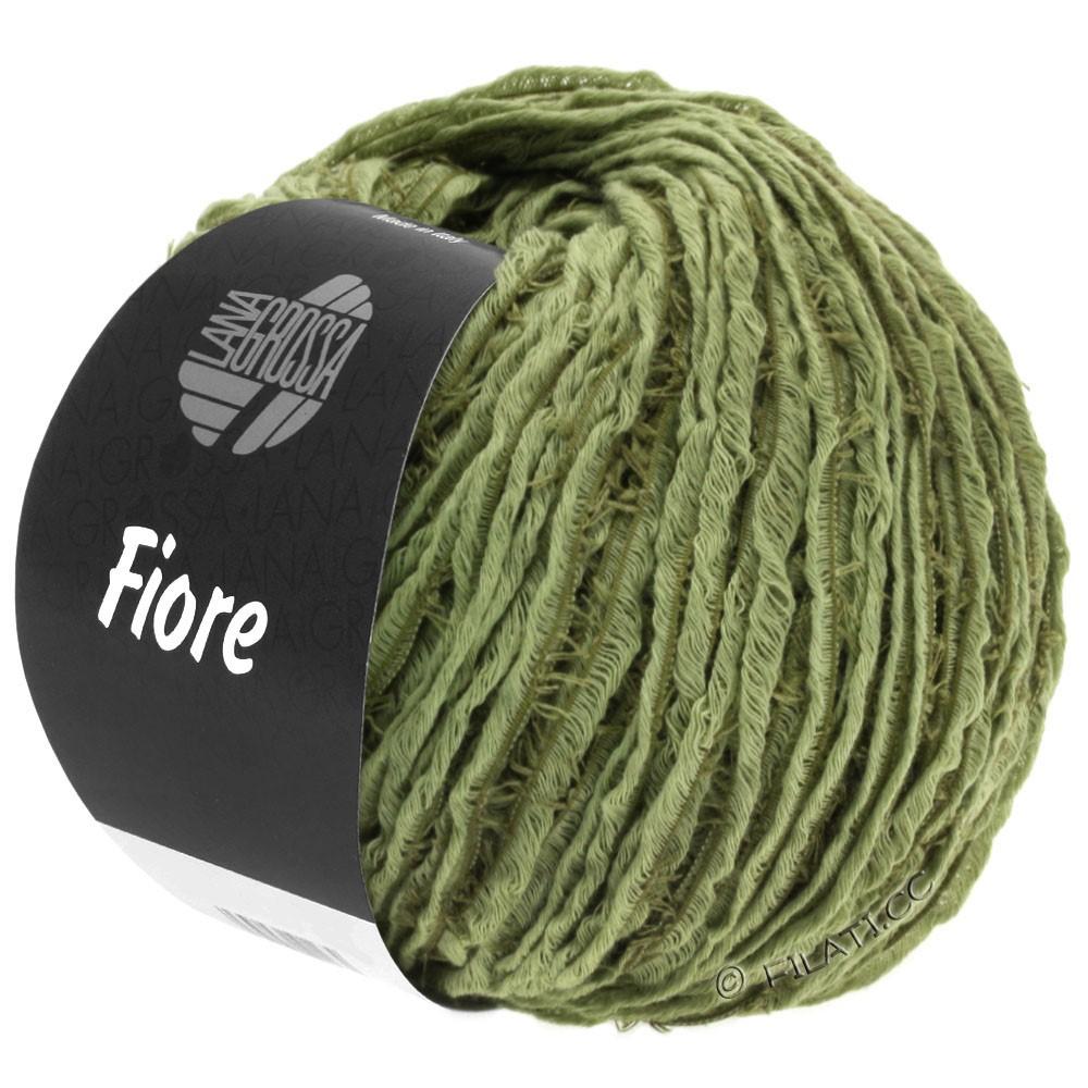 Lana Grossa FIORE | 08-hø grøn