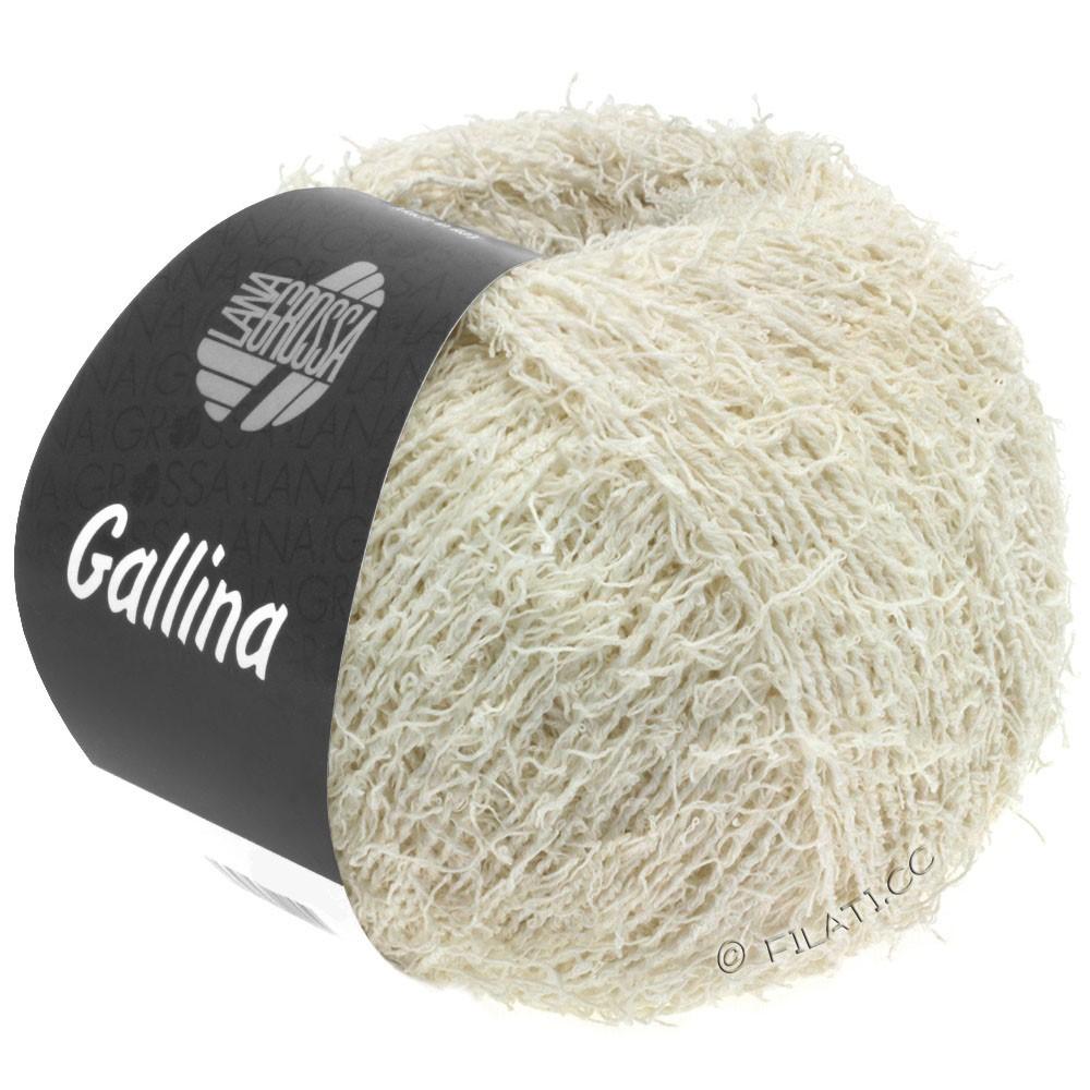 Lana Grossa GALLINA | 02-fløde