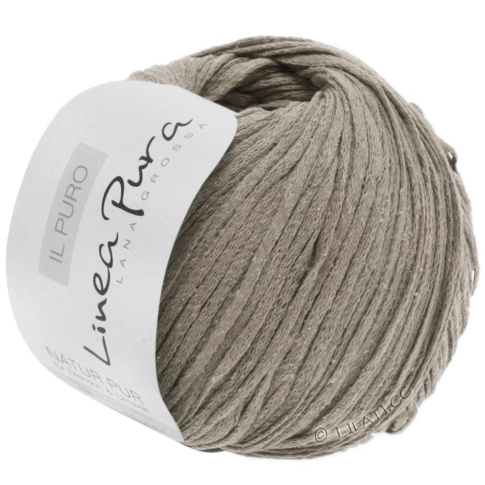 Lana Grossa IL PURO (Linea Pura)   21-gråbrun