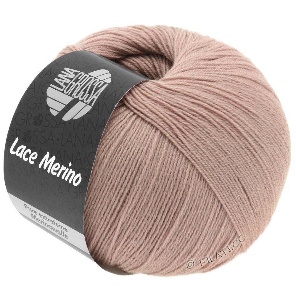 Lana Grossa LACE Merino  Uni | 52-rosentræ