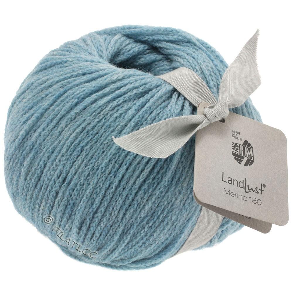 Lana Grossa LANDLUST MERINO 180 | 207-lyseblå