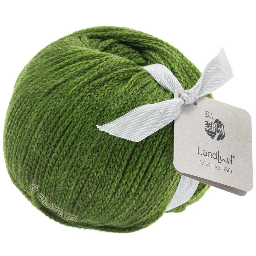 Lana Grossa LANDLUST MERINO 180 | 217-grøn
