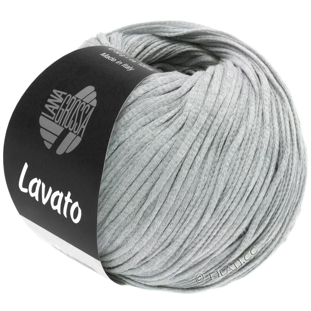 Lana Grossa LAVATO   05-sølvgrå meleret
