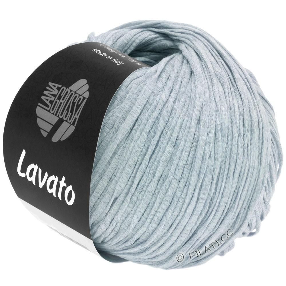 Lana Grossa LAVATO | 15-lyseblå meleret