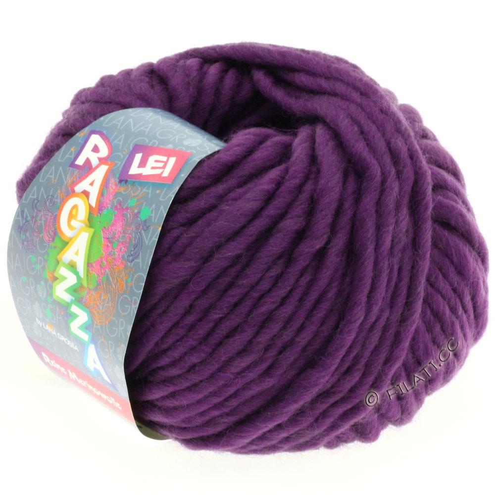 Lana Grossa LEI  Uni/Neon (Ragazza) | 008-violet