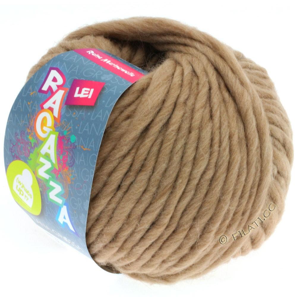 Lana Grossa LEI  Uni/Neon (Ragazza) | 063-sand