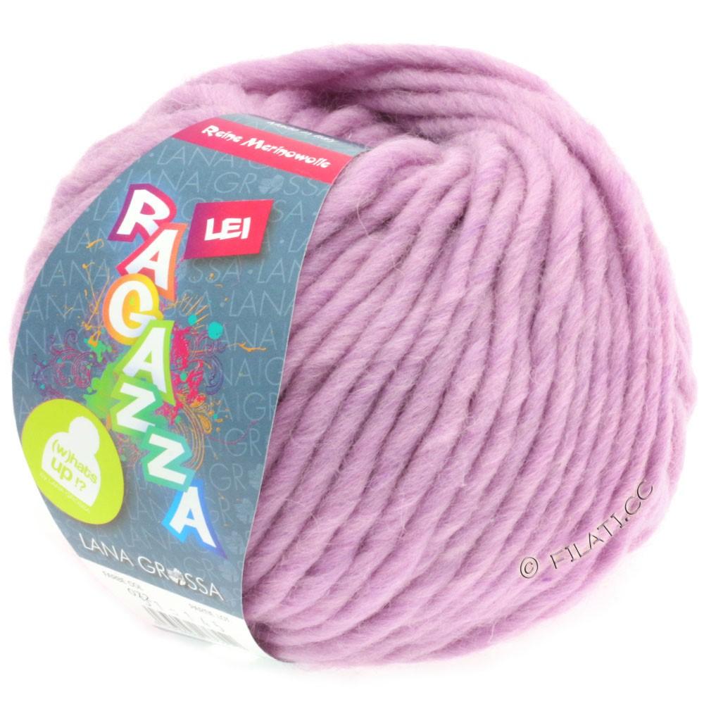 Lana Grossa LEI  Uni/Neon (Ragazza) | 072-lilla