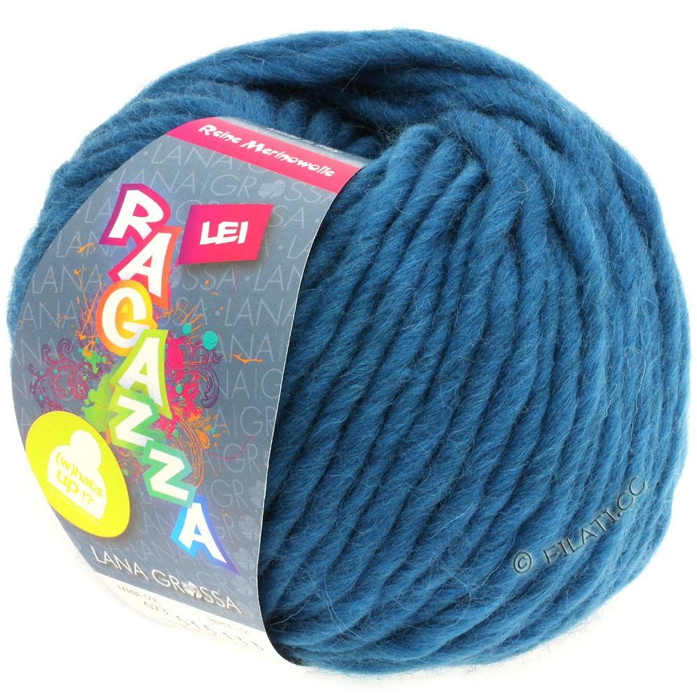 Lana Grossa LEI  Uni/Neon (Ragazza) | 075-jeans