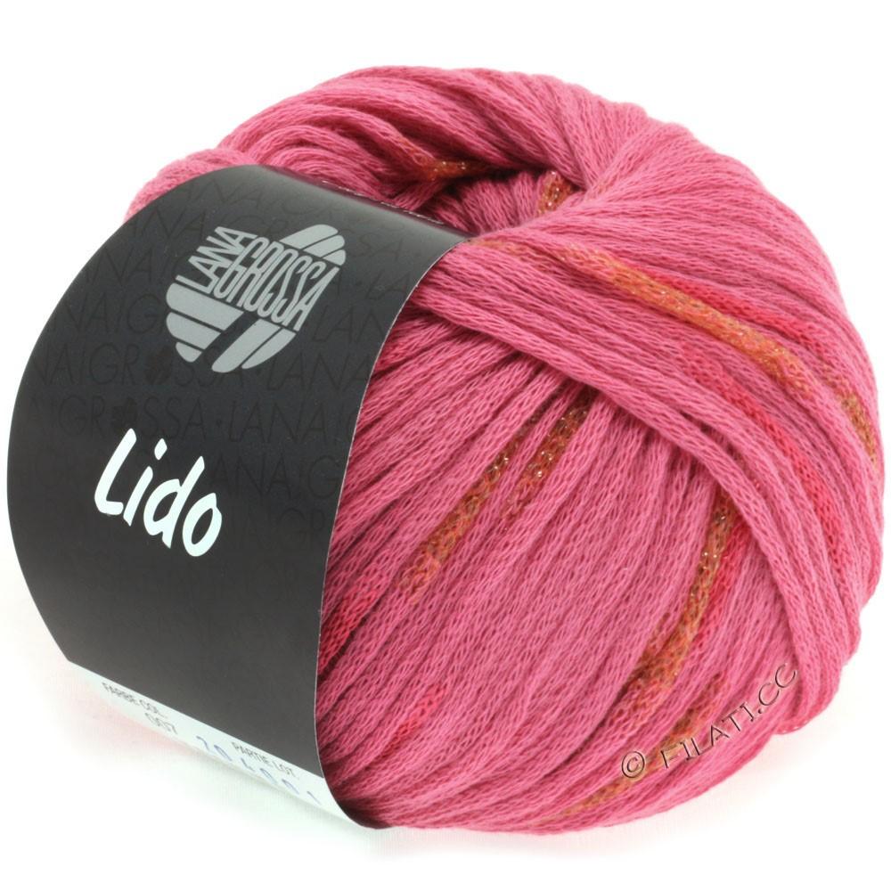 Lana Grossa LIDO | 07-lyserød/kobber