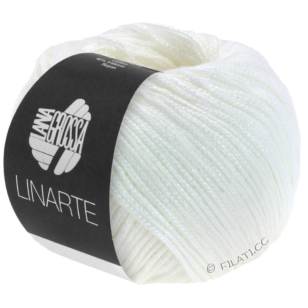 Lana Grossa LINARTE | 17-hvid