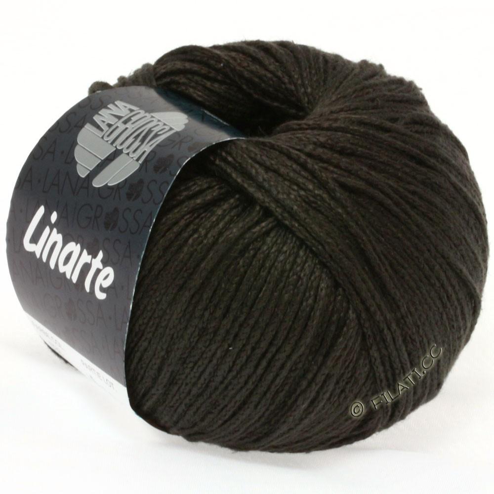 Lana Grossa LINARTE | 36-sortbrun