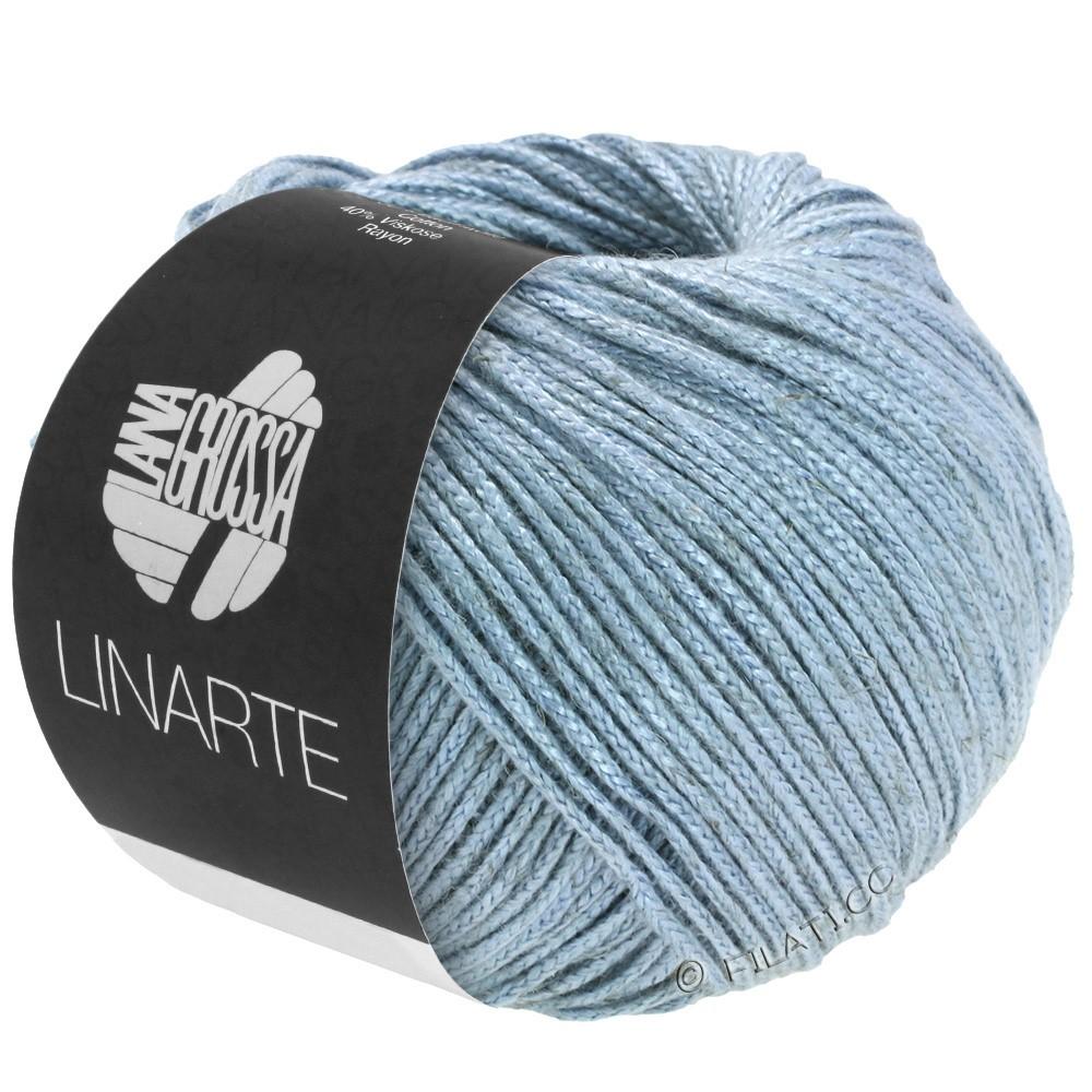 Lana Grossa LINARTE | 76-gråblå