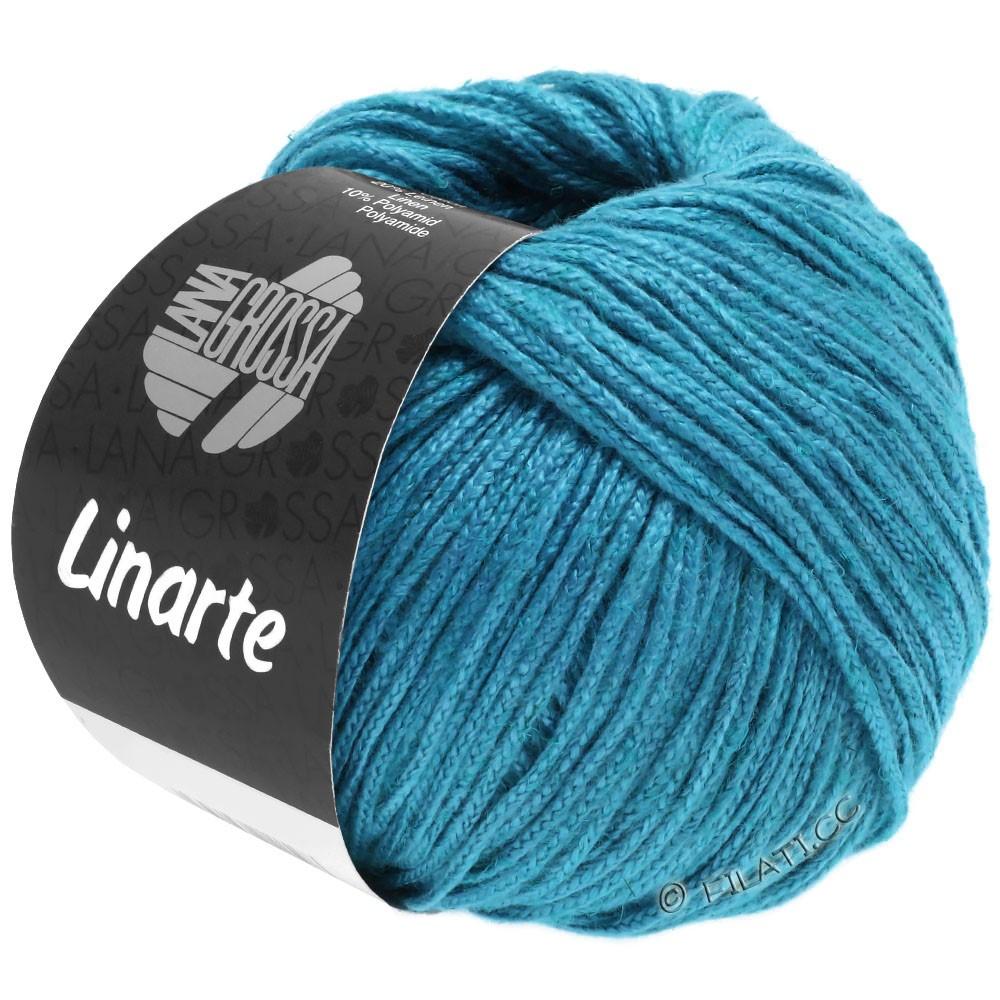 Lana Grossa LINARTE | 83-turkisblå