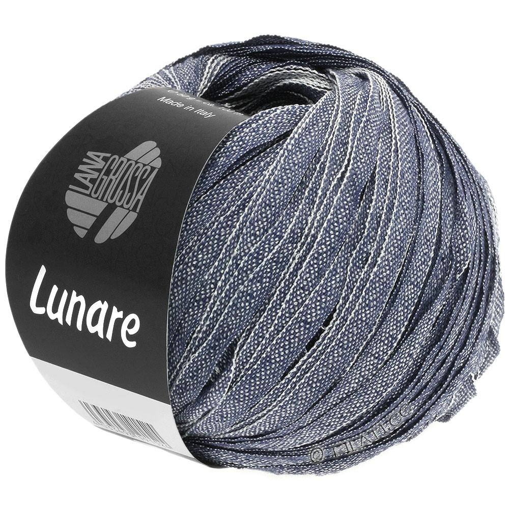 Lana Grossa LUNARE | 11-mørkeblå