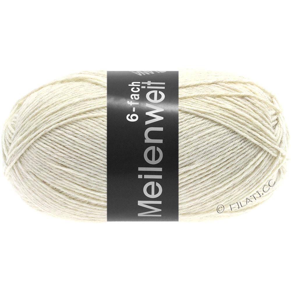 Lana Grossa MEILENWEIT 6-FACH 150g Uni/Tweed | 9228-