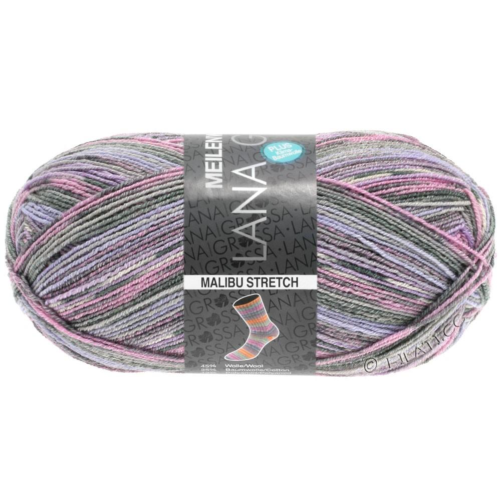 Lana Grossa MEILENWEIT 100g Cotton Stretch Print | 6310 - Malibu Stretch-