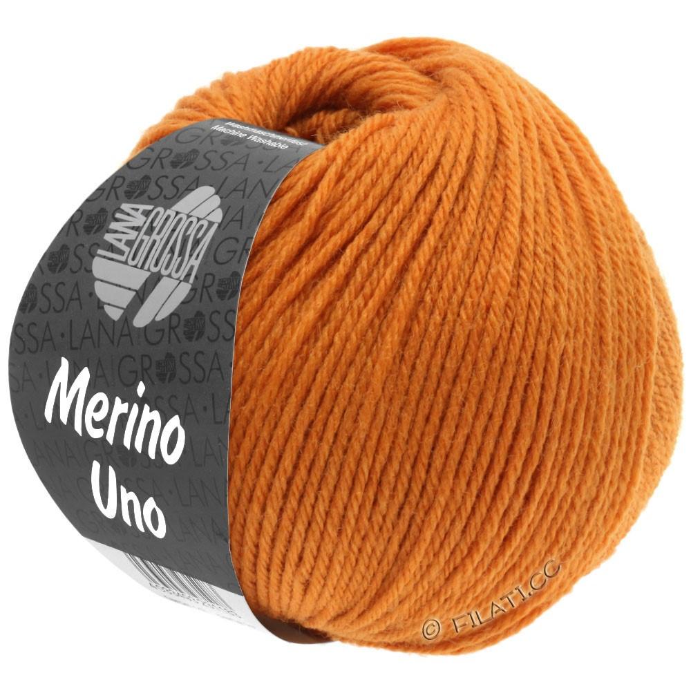Lana Grossa MERINO UNO   15-orangebrun