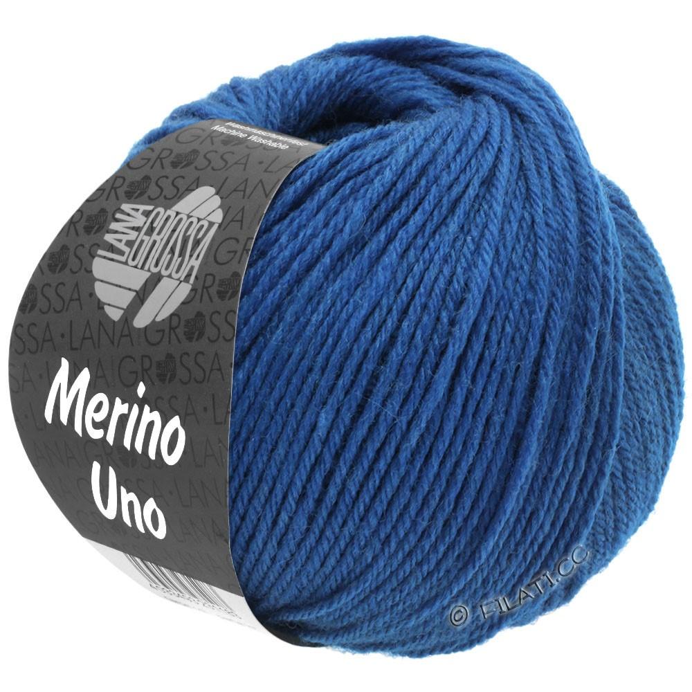 Lana Grossa MERINO UNO   24-ensianblå