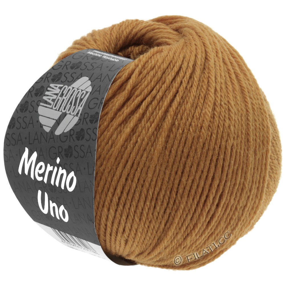 Lana Grossa MERINO UNO   33-karamel