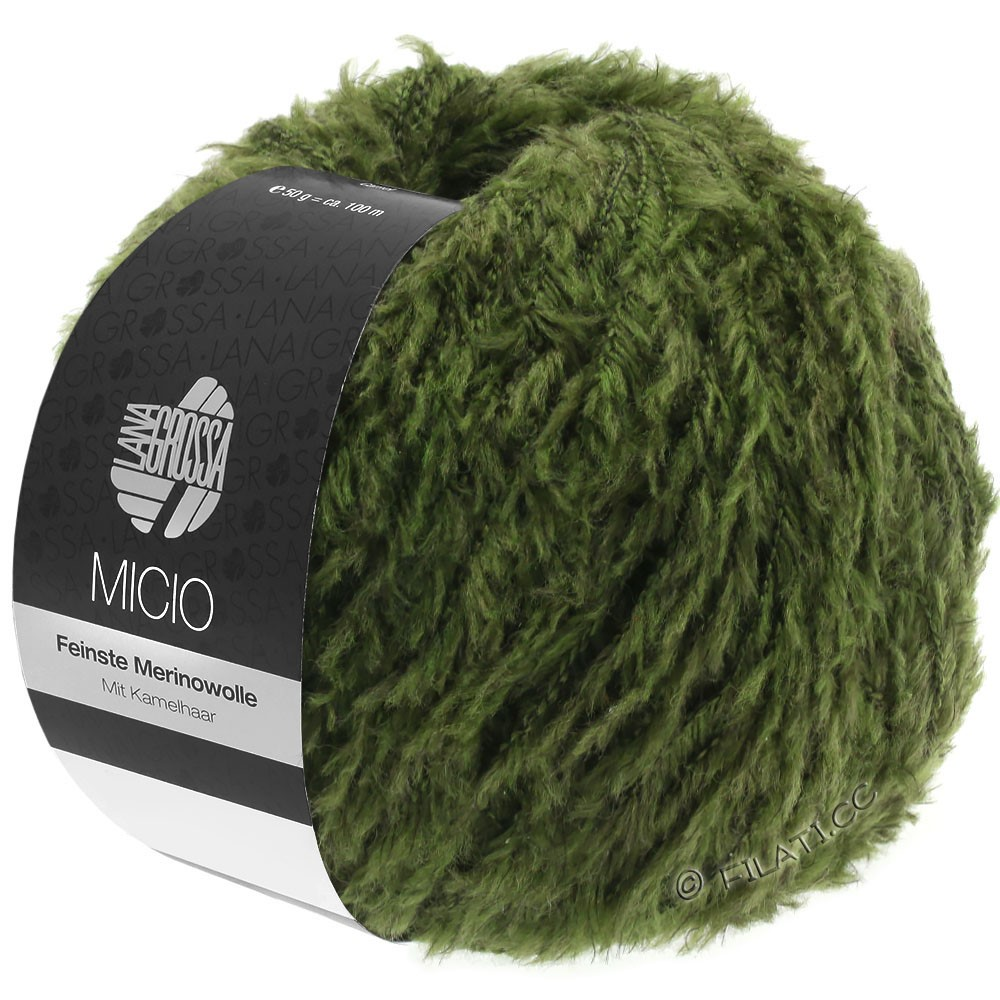 Lana Grossa MICIO   10-grøn