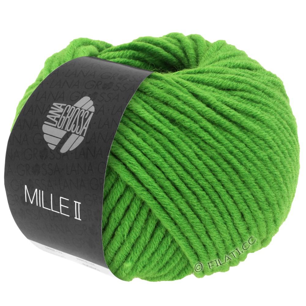 Lana Grossa MILLE II  Uni | 071-grøn