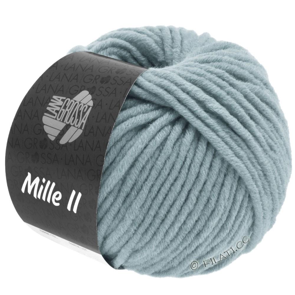 Lana Grossa MILLE II  Uni | 096-gråblå