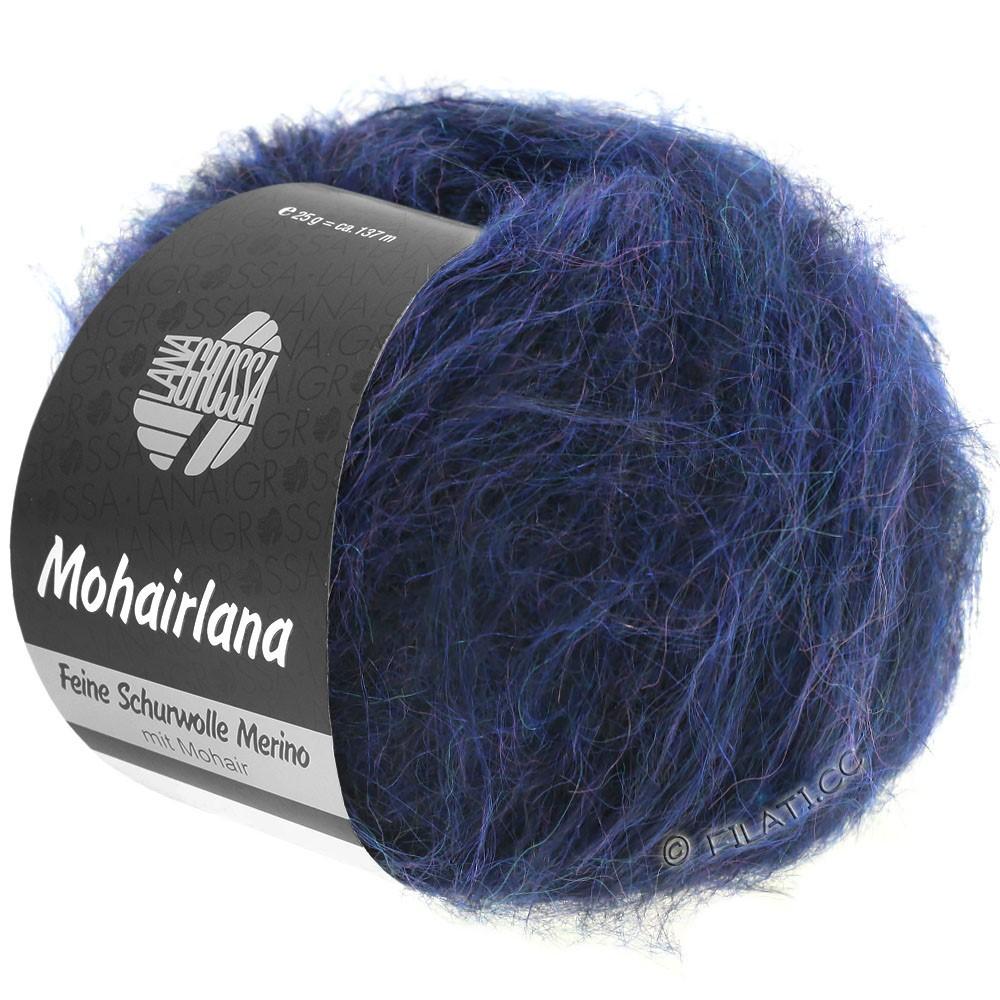 Lana Grossa MOHAIRLANA   15-mørkeblå