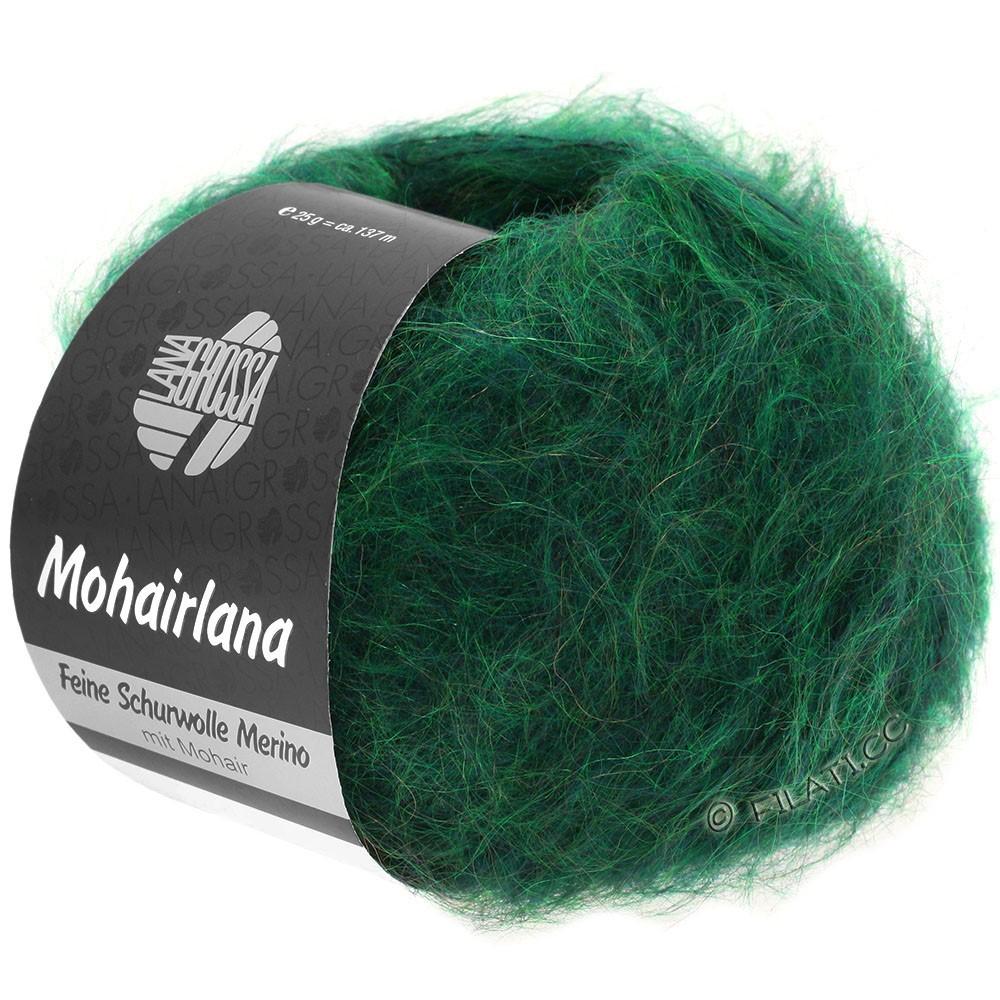 Lana Grossa MOHAIRLANA | 16-mørkegrøn
