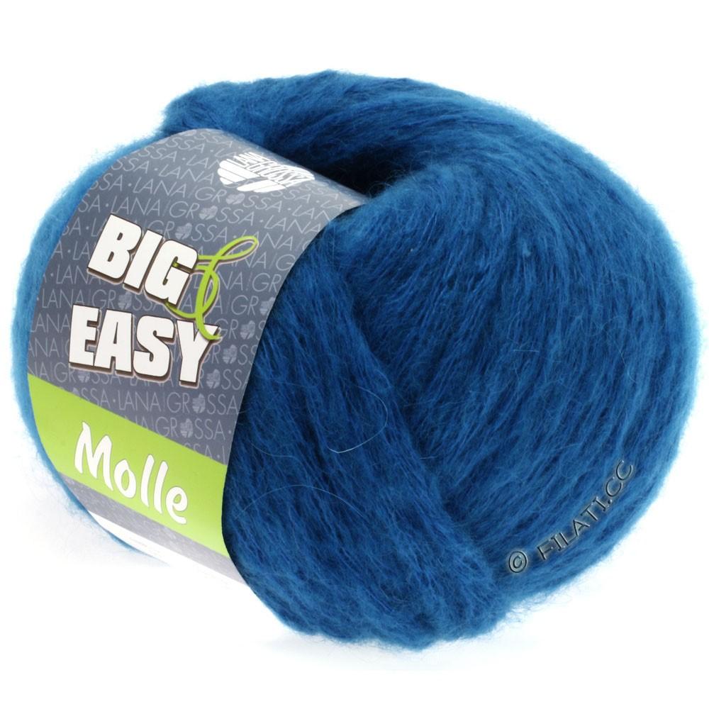 Lana Grossa MOLLE 100g (Big & Easy)   04-blå
