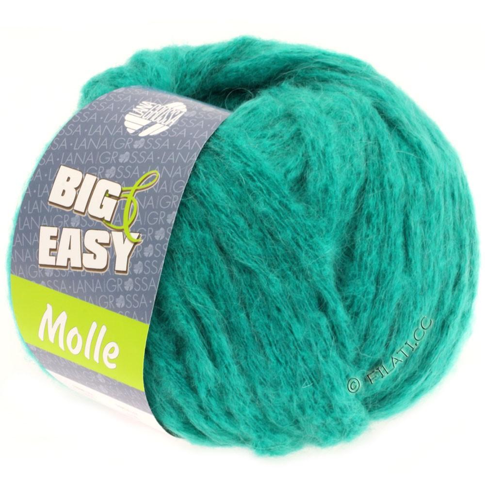 Lana Grossa MOLLE 100g (Big & Easy)   15-turkis