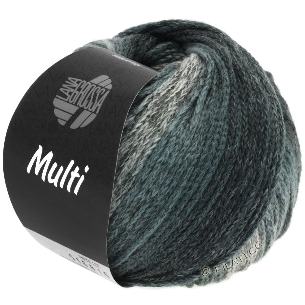 Lana Grossa MULTI | 02-natur/lysegrå/gennemsnit grå