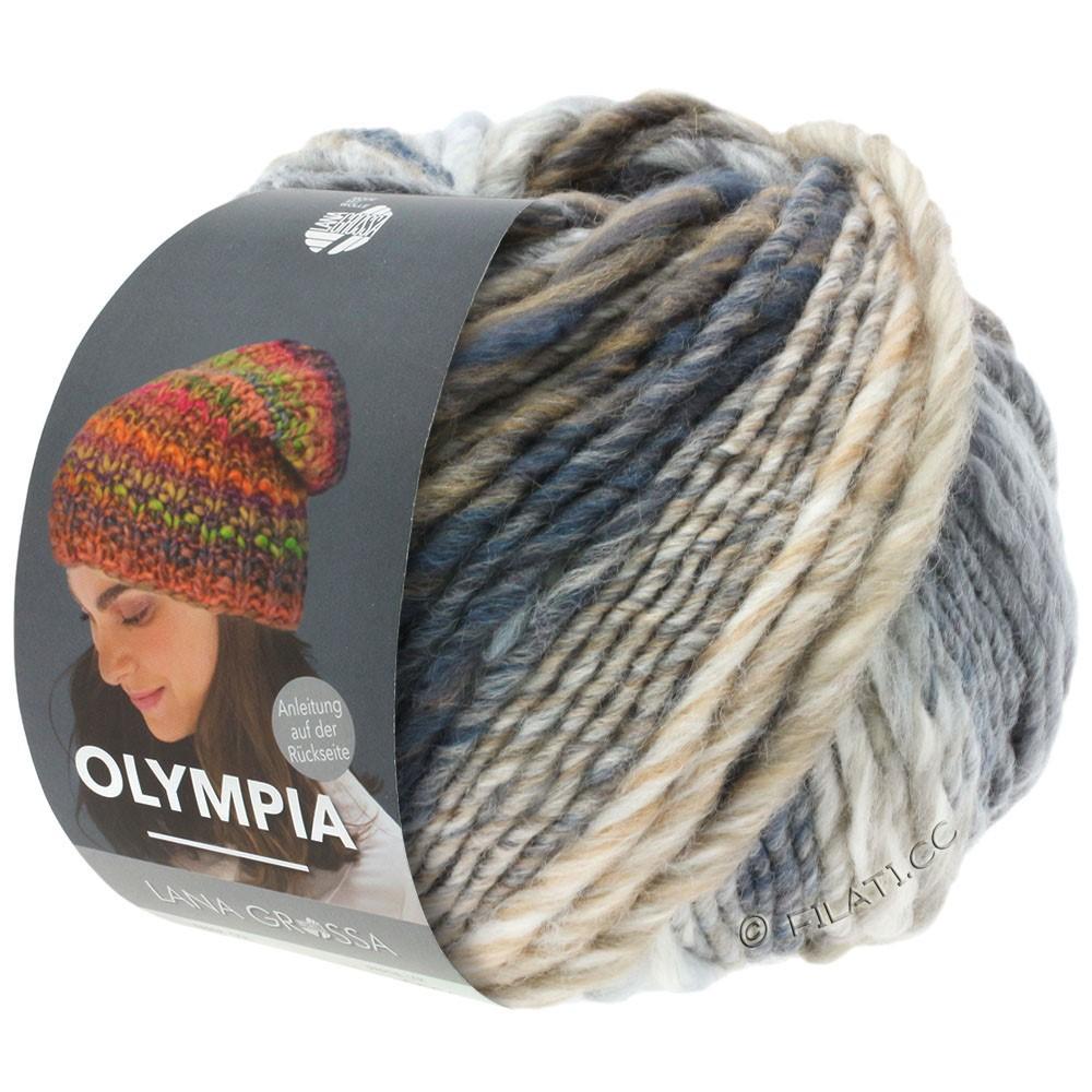 Lana Grossa OLYMPIA Classic   026-natur/grège/grå/beige/kamel/antracit