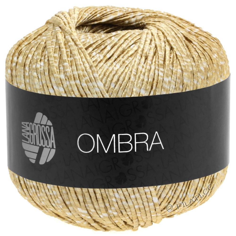 Lana Grossa OMBRA | 01-hvid/beige