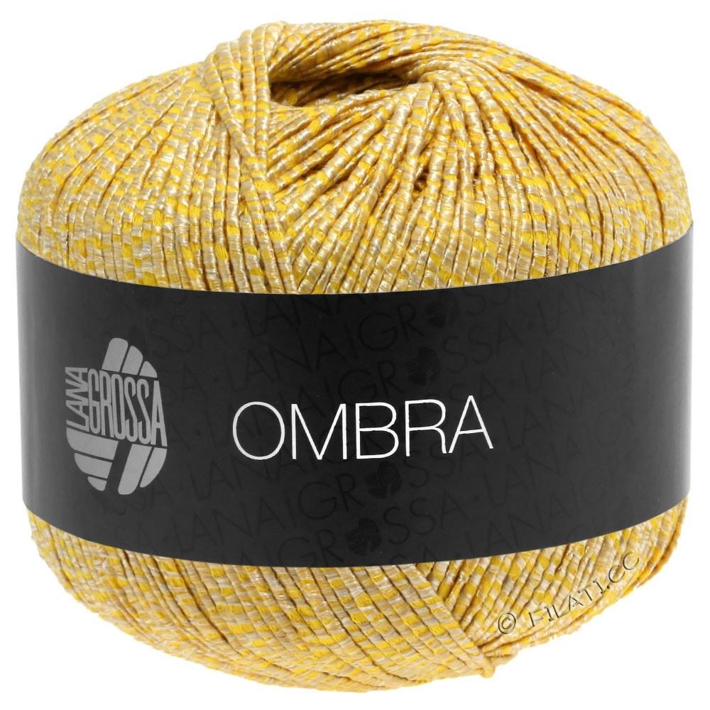 Lana Grossa OMBRA | 08-beige/gul