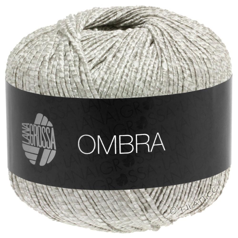Lana Grossa OMBRA | 14-sølvgrå/hvid