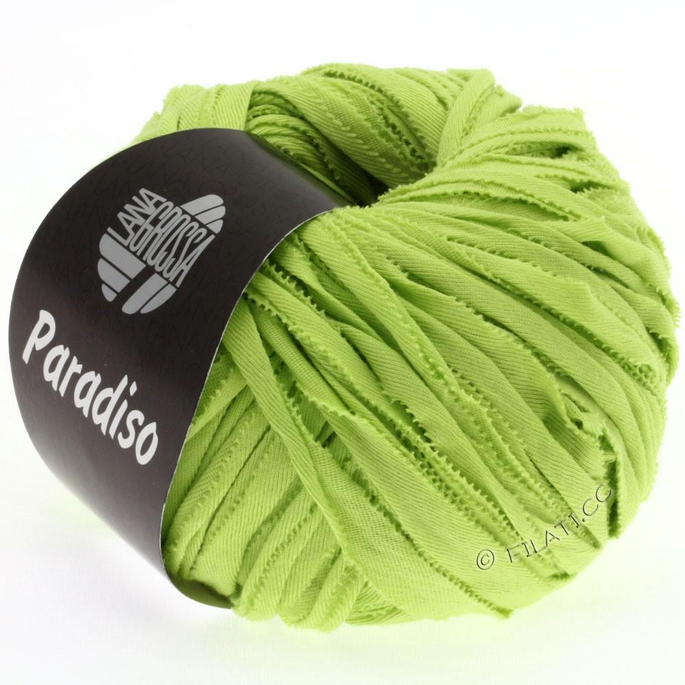 Lana Grossa PARADISO Uni/Print | 005-limegrøn