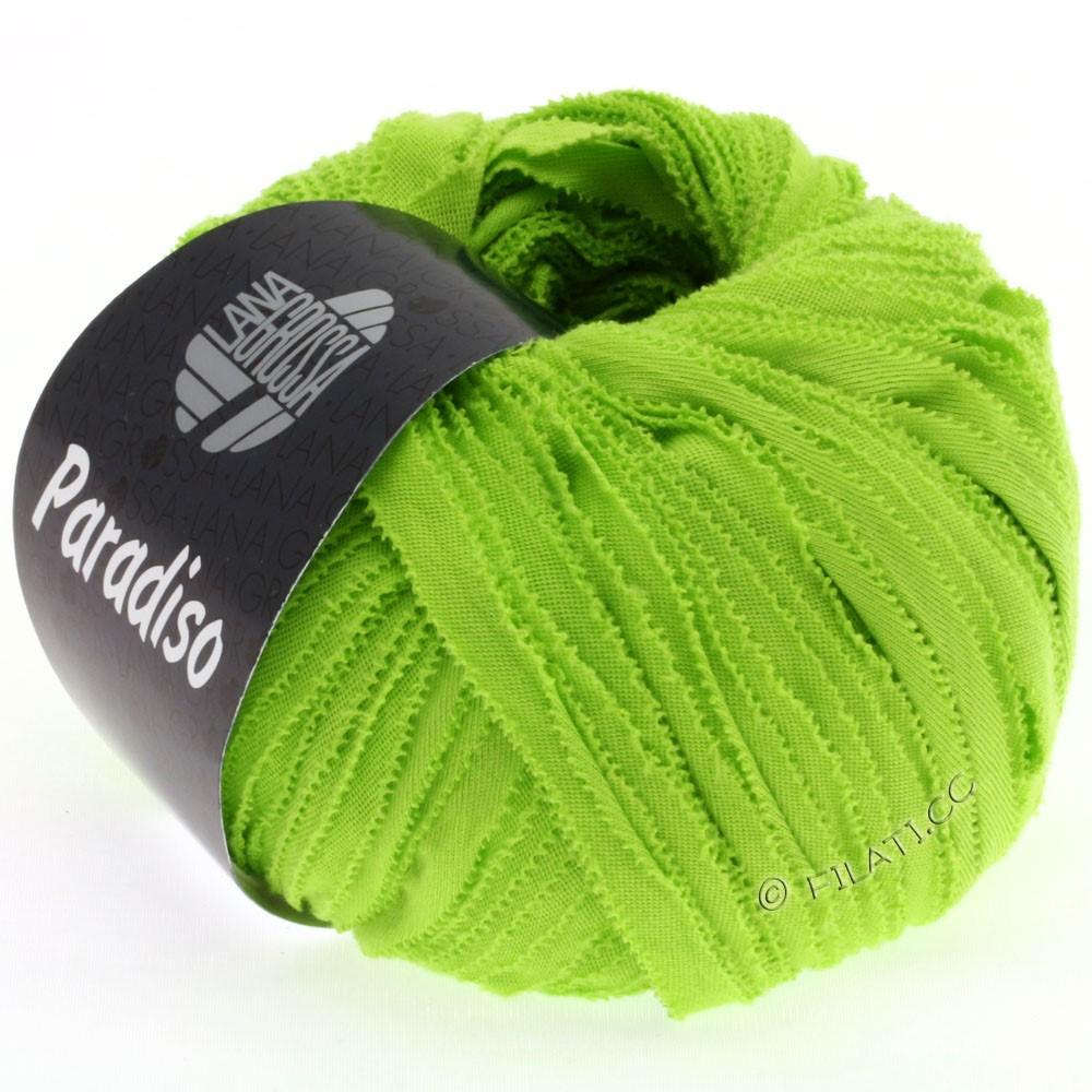 Lana Grossa PARADISO Uni/Print | 016-æblegrøn