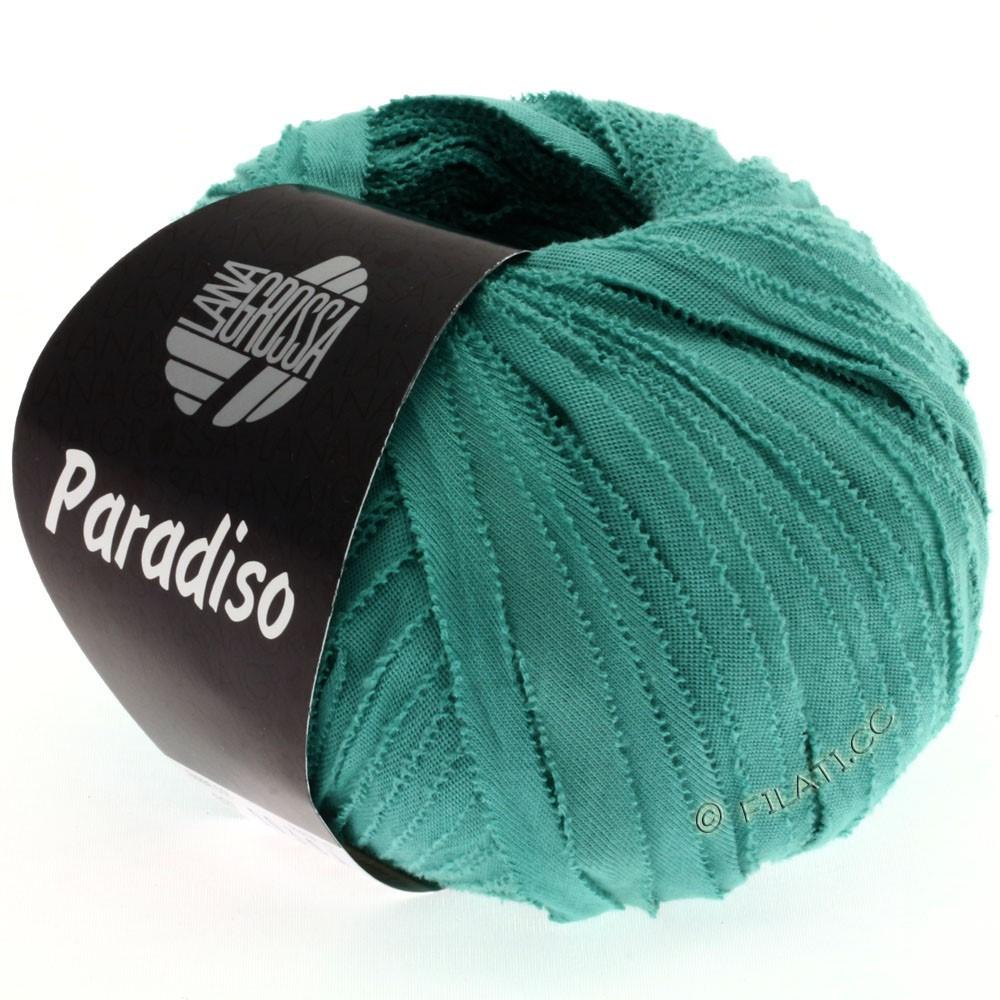 Lana Grossa PARADISO Uni/Print | 027-petrol