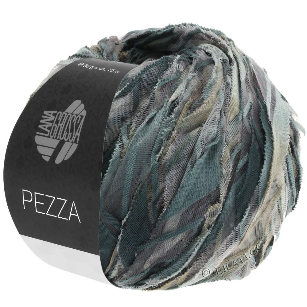 Lana Grossa PEZZA | 01-grå/lysegrå/gråbeige/antracit