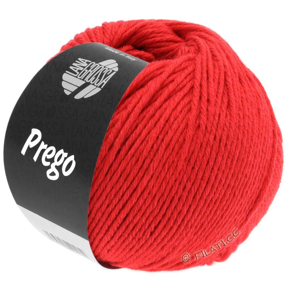 Lana Grossa PREGO | 10-rød