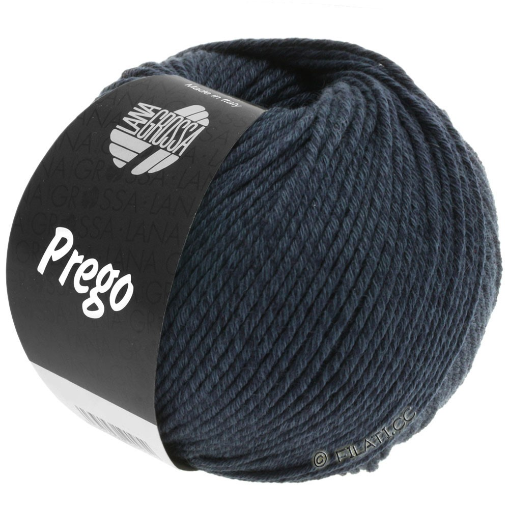 Lana Grossa PREGO | 12-natblå