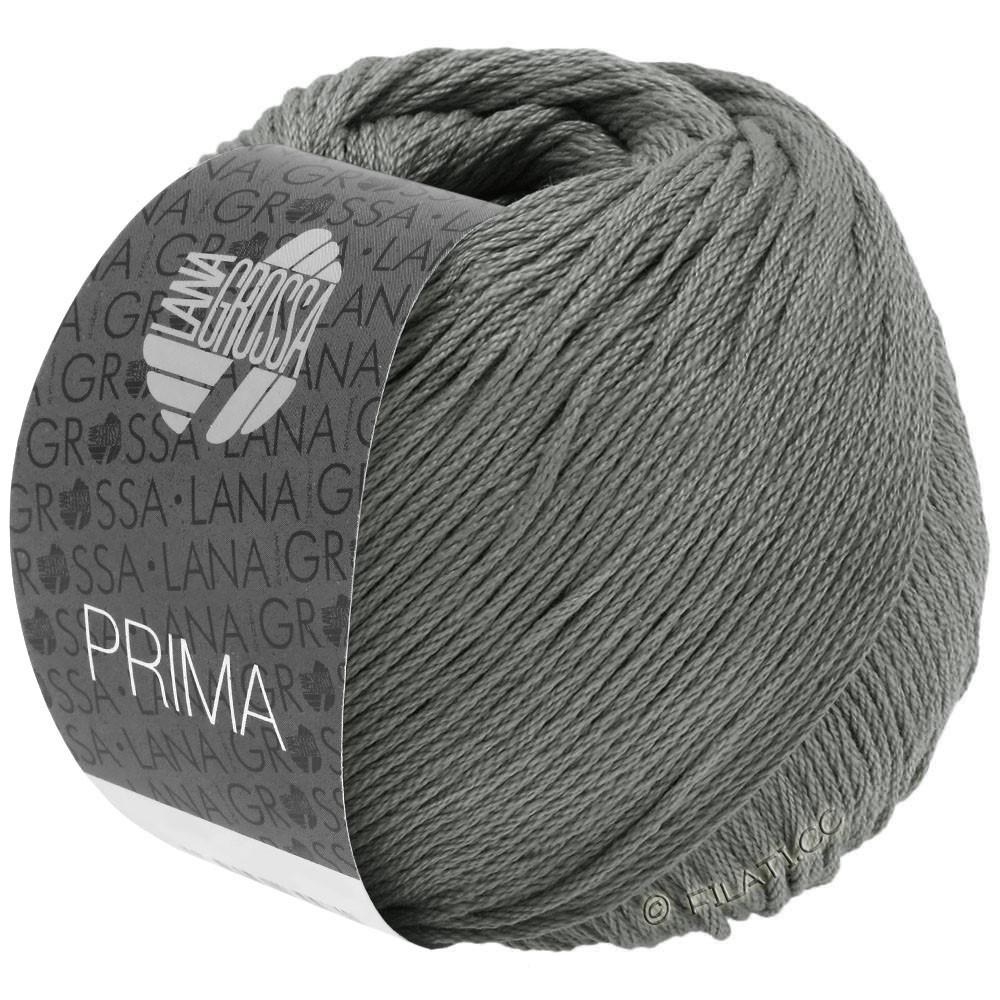 Lana Grossa PRIMA | 08-mørkegrå