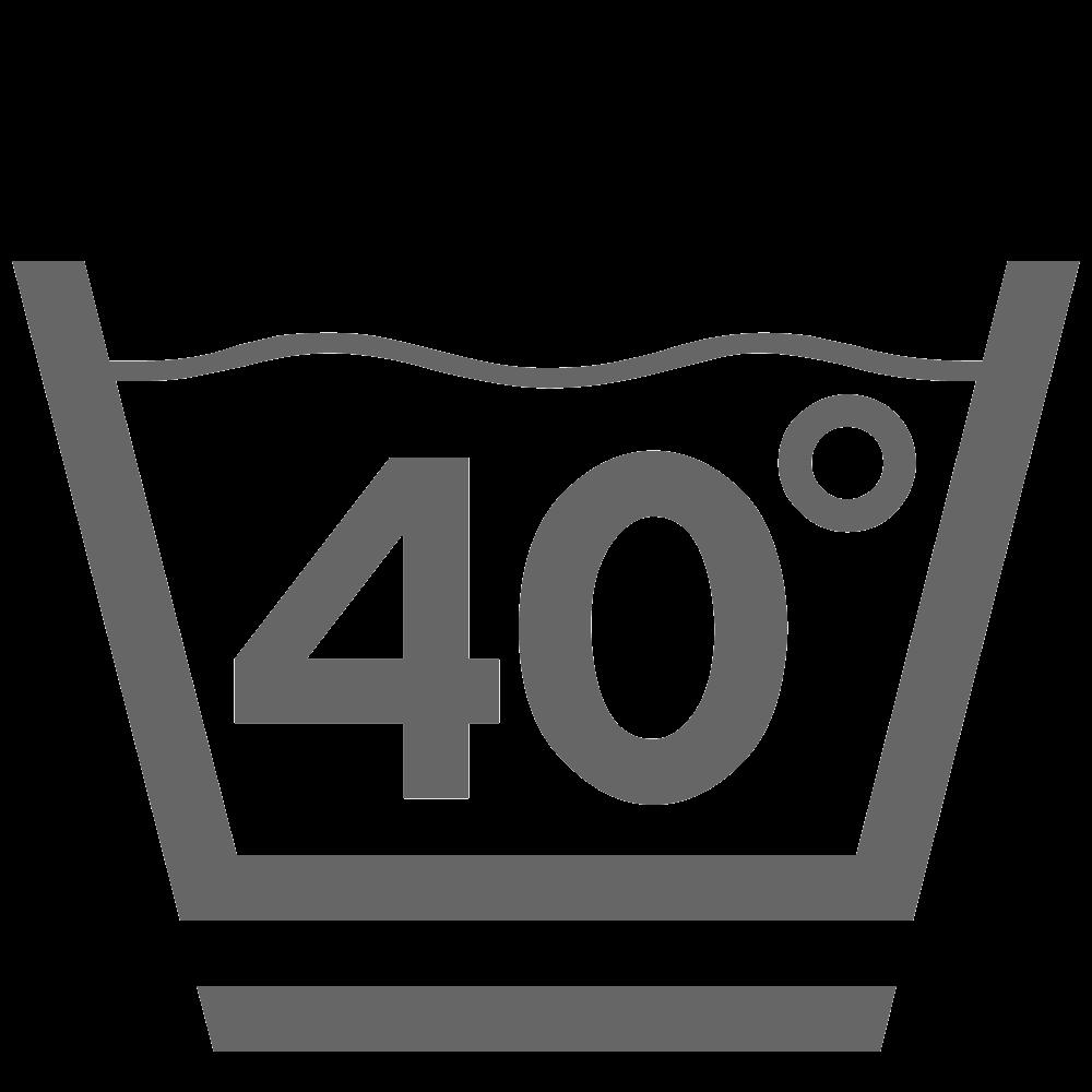 Vask 40°C (blid)