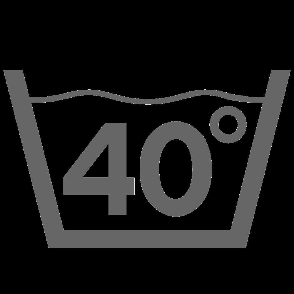 Vask 40°C
