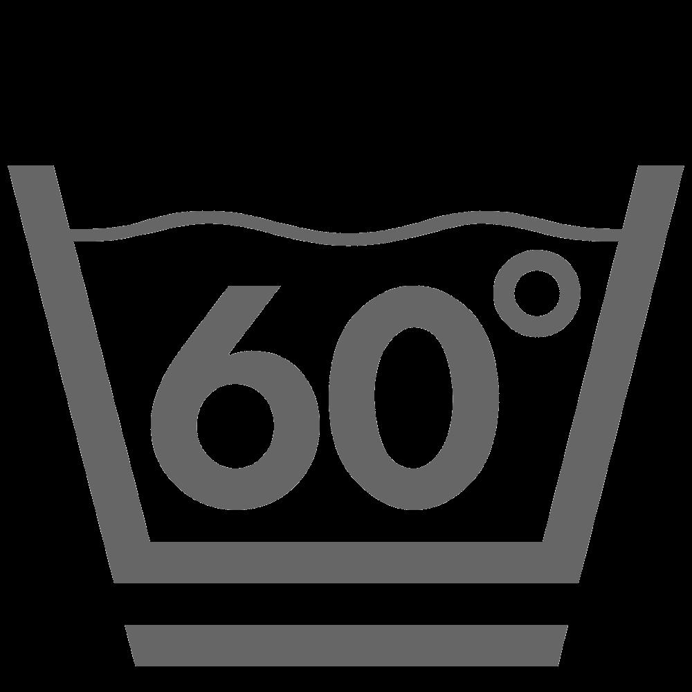 Vask 60°C (blid)