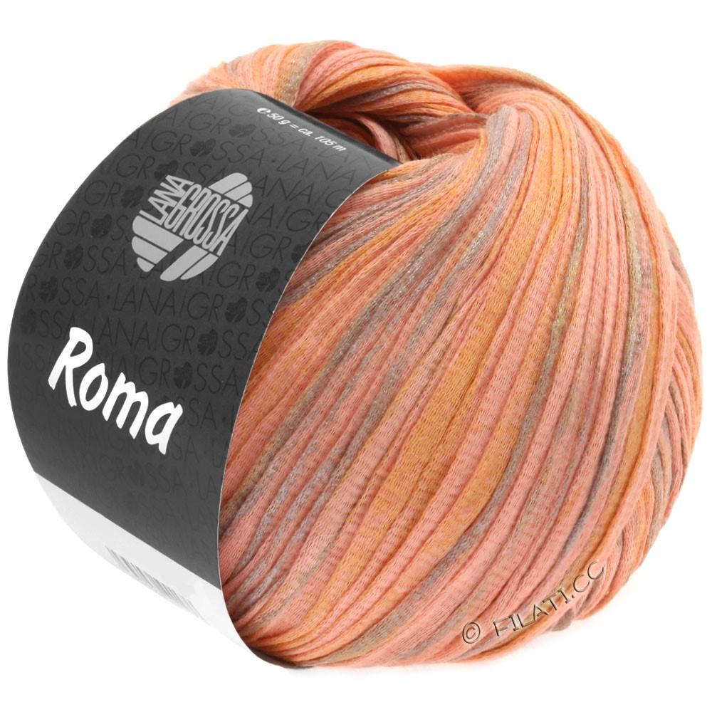 Lana Grossa ROMA | 030-lakse/gylden/sølv