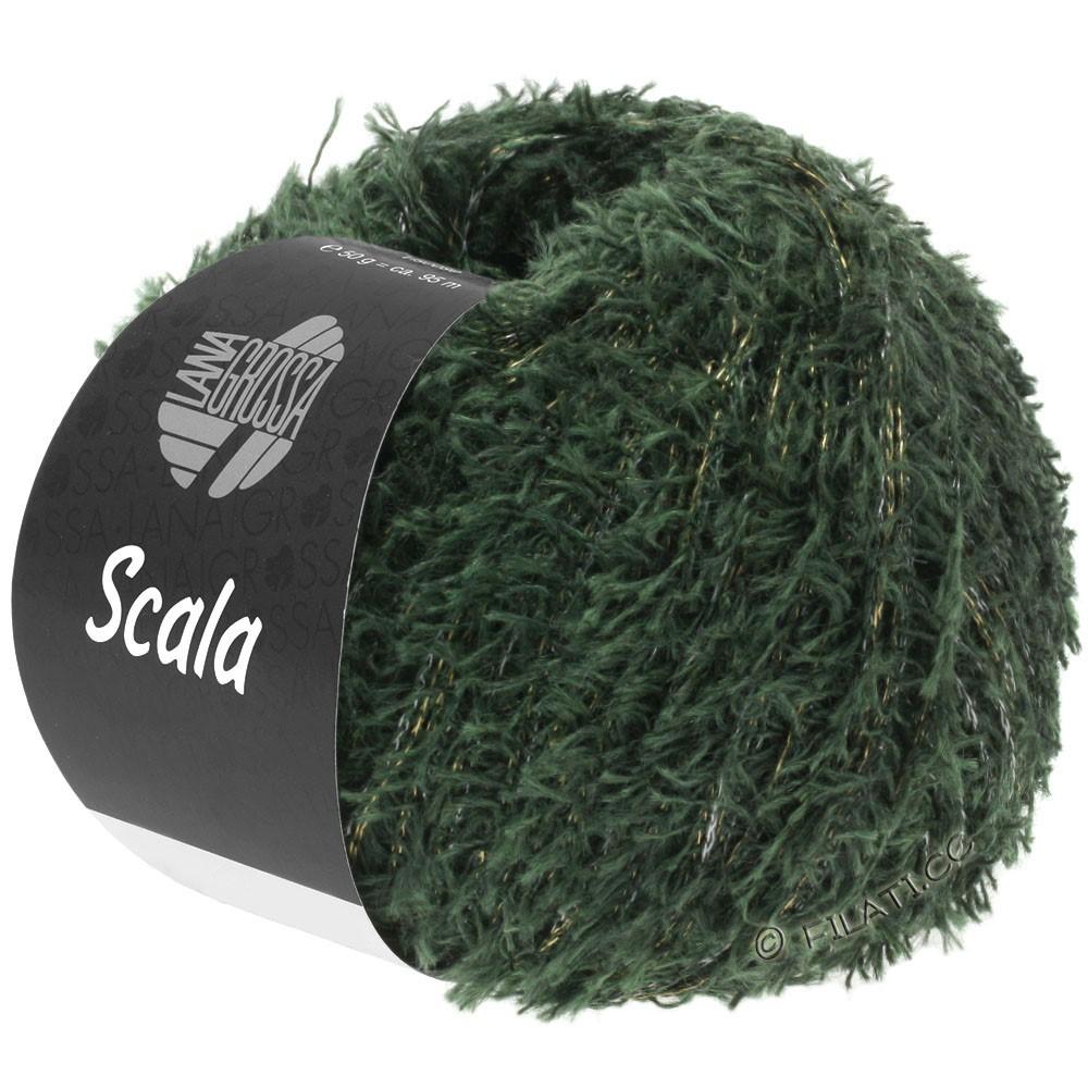 Lana Grossa SCALA   05-mosgrøn