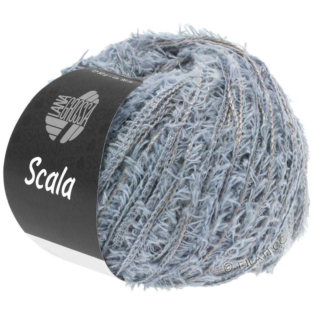 Lana Grossa SCALA | 07-gråblå