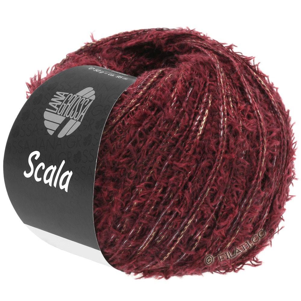 Lana Grossa SCALA | 11-vinrød