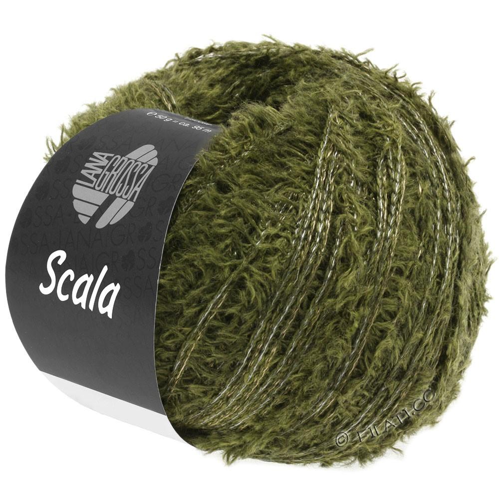 Lana Grossa SCALA | 13-olivengrøn